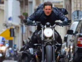 All vehicles appearing on the Mission Impossible Fallout