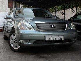 Used 2002 Lexus LS for sale