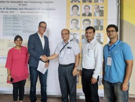 MG Motor India and IIT Delhi join hands to develop in-car child safety App