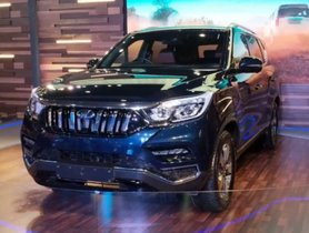 Mahindra XUV700 launched in 2-3 months, competing against Toyota Fortuner and Ford Endeavour