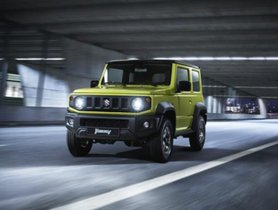2018 Suzuki Jimny launched in Japan, possibly arriving Indian market