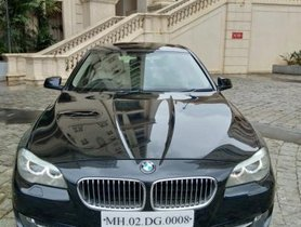 Used 2013 BMW 5 Series car at low price