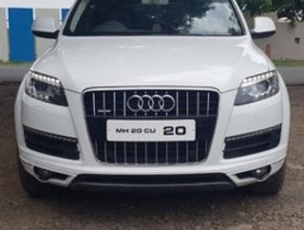 Used 2013 Audi Q7 for sale at low price