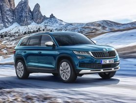 Skoda Karoq Scout introduced at Paris Motor Show 2018 before official launch