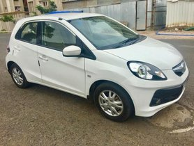 Good 2012 Honda Brio for sale at low price