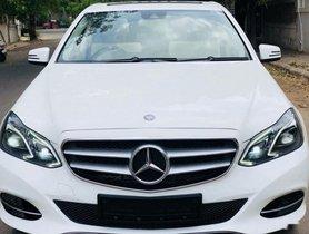 Good as new Mercedes Benz E Class 2014 for sale