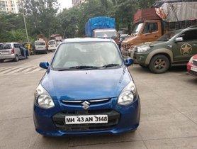 Used Maruti Suzuki Alto 800 2013 in Thane