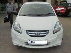 Used Honda Amaze E i-Dtech 2014 for sale