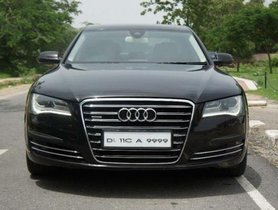 Good as new 2012 Audi A8 for sale