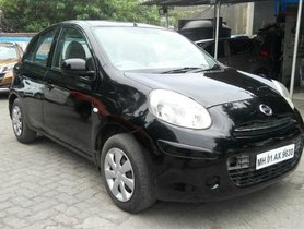 Well-maintained 2010 Nissan Micra for sale