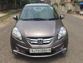 Sedan 2014 Honda Amaze for sale at low price