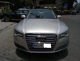 Well-maintained Audi A8 L 2010 for sale