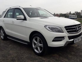 Used 2013 Mercedes Benz M Class for sale