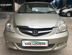 Good 2007 Honda City ZX for sale at low price