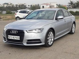 Used 2015 Audi A6 for sale in Chennai