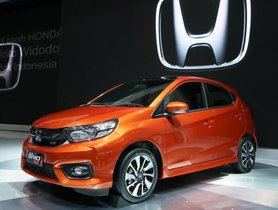 Honda Brio introduced in Indonesia market with comprehensive exterior updates