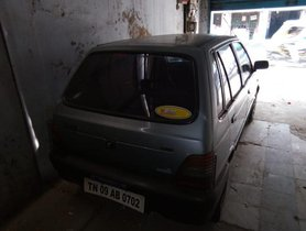 Good 2002 Maruti Suzuki 800 for sale at low price