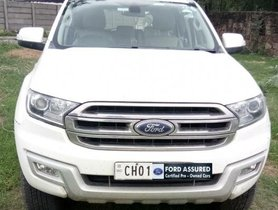 Ford Endeavour 3.2 Trend AT 4X4 2016 by owner