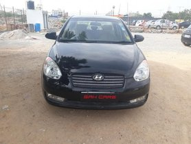 Used 2008 Hyundai Verna car at low price