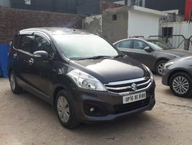 Good as new Maruti Suzuki Ertiga 2016 for sale