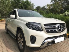 Used 2016 Mercedes Benz GLS car at low price