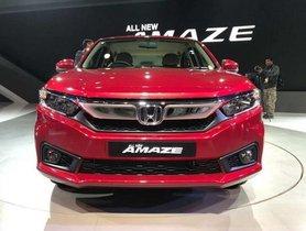New Honda Amaze dominates Honda's July sales with 10k car sales