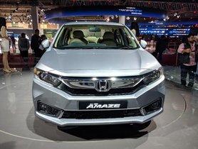 Honda to raise the price for Honda Amaze