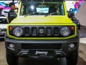 Suzuki Jimny introduced at GIIAS in Indonesia