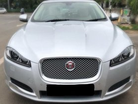 Well-maintained 2015 Jaguar XF for sale