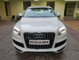Good as new Audi Q7 2014 for sale in Pune