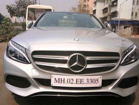 Used 2016 Mercedes Benz C-Class for sale