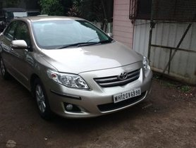 Used 2011 Toyota Corolla Altis for sale at low price