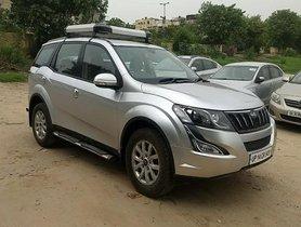 Used 2015 Mahindra XUV500 car at low price