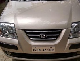Good as new Hyundai Santro Xing GLS 2008 for sale