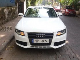 Good as new Audi A4 2011 for sale