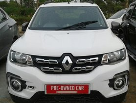 Used 2017 Renault Kwid car at low price