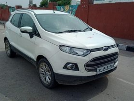 Ford EcoSport 1.5 DV5 MT Titanium Optional 2013 by owner