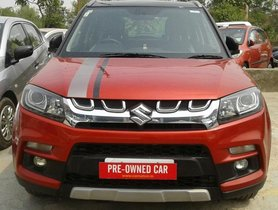 Good as new 2016 Maruti Suzuki Vitara Brezza for sale