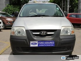 Used 2006 Hyundai Santro Xing car at low price