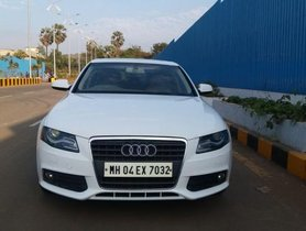 Good as new 2011 Audi A4 for sale at low price