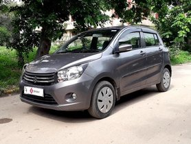 Well-maintained Maruti Suzuki Celerio 2015 for sale