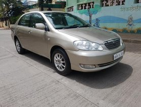 Good as new 2007 Toyota Corolla for sale at low price