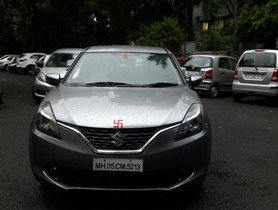 Good as new Maruti Suzuki Baleno 2015 for sale