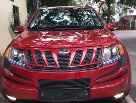 Well-maintained Mahindra XUV500 2014 for sale