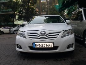 Used 2010 Toyota Camry car at low price