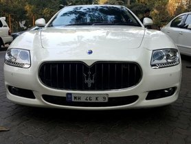 Good as new Maserati Quattroporte 2011 in Mumbai