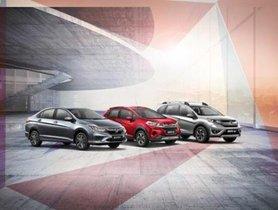 Honda launches three special editions, Honda City Edge, Honda WR-V Alive and Honda WR-V Alive