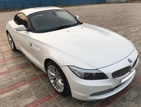 Superb BMW Z4 2012 for sale at the reasonable price