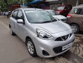 Good as new 2014 Nissan Micra for sale at low price