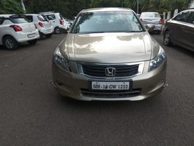 Good as new Honda Accord 2.4 A/T 2008 for sale